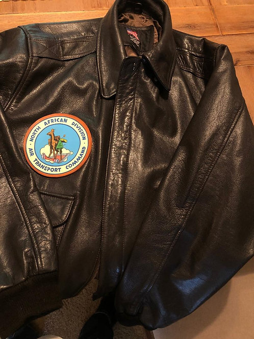 """""""North African Division,  ATC"""" A-2 Jacket"""