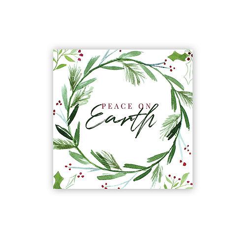 Peace on Earth mini Print
