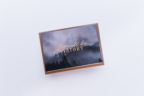 There will be victory sympathy card |  1 Corinthians 15:57