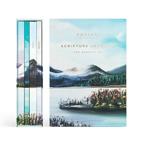 ESV SCRIPTURE JOURNALS GOSPEL SET : YELLOWSTONE THEME | HOSANNA REVIVAL