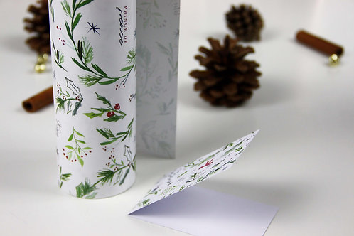 Holy Night Christian Wrapping Paper