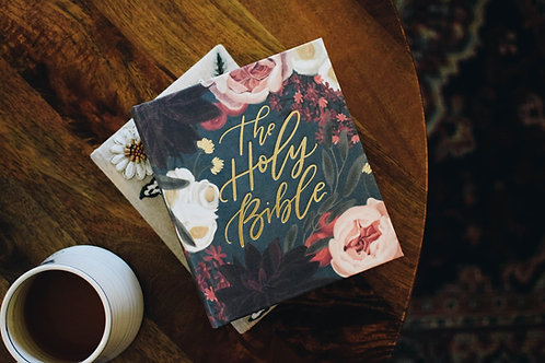 HOSANNA REVIVAL ESV BIBLE : HOLLIS THEME