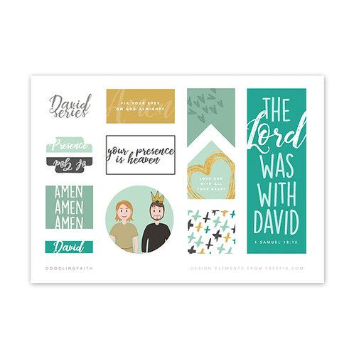 David vs Saul