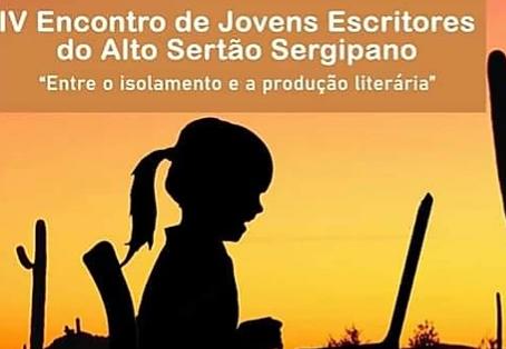IV Encontro de Jovens Escritores do Alto Sertão Sergipano