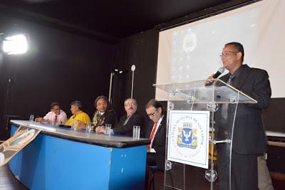 Vereador *Edivaldo Ribeiro e Silva (Vado)