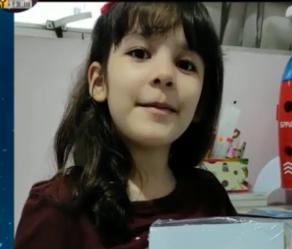 Nicole Oliveira, astrônoma amadora desde os 6 anos de idade