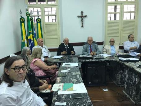 Academia Sergipana de Letras se reúne