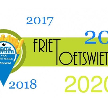 ALWEER VERKOZEN TOT BESTE FRITUUR VAN ERPE-MERE (2020)