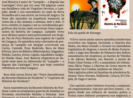 Espaço do Escritor - Na edição dessa semana: José Bezerra
