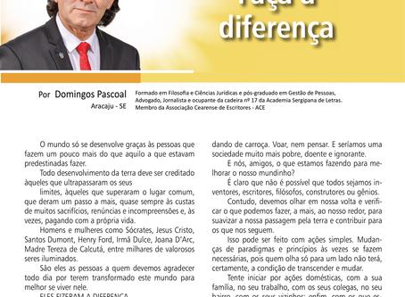 Faça  a diferença! - Revista Atração 23ª Edição