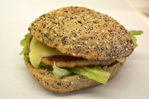 Friet Toetswiet - Burger - Vegetarische