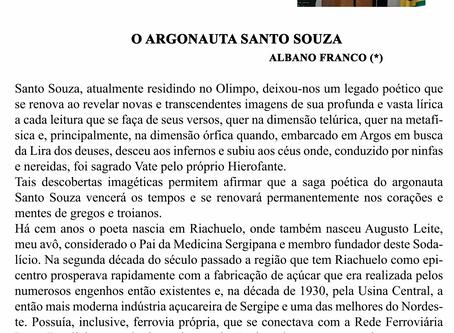 O Argonauta Santo Souza