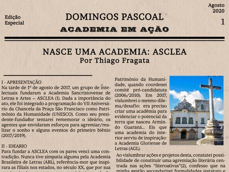 Nasce uma Academia: ASCLEA - Por Thiago Fragata