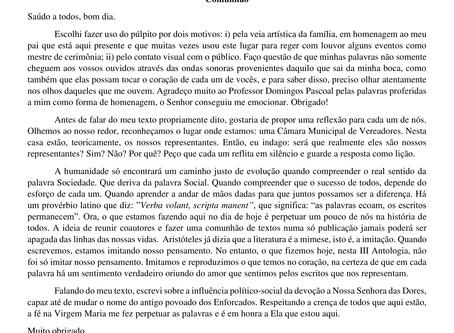Comunhão - Por Jailton dos Santos Filho