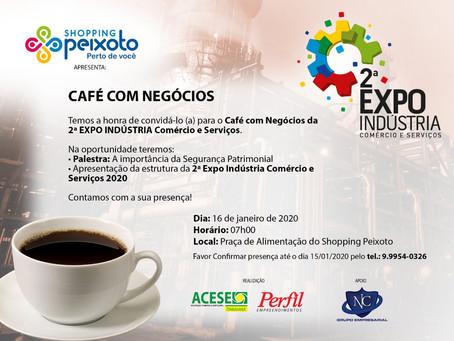 2ª EXPO INDÚSTRIA - Comércio e Serviços