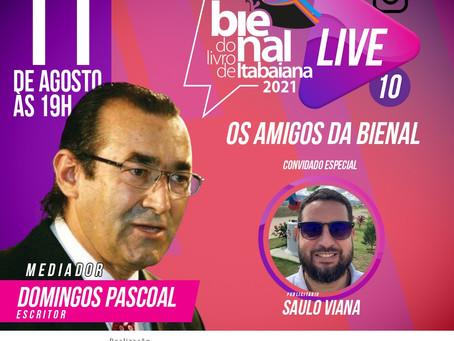 11ª Live: Os amigos da Bienal