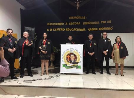 Academia Groairense de Letras celebra seu primeiro ano