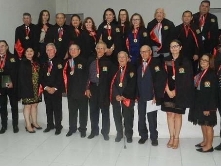 Academia Groairense de Letras realiza última sessão de 2017