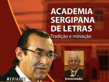 Live: Academia Sergipana de Letras - Tradição e inovação