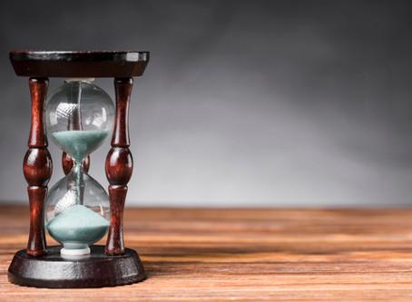 O tempo é indomável - Por Raul Hélio Feijão