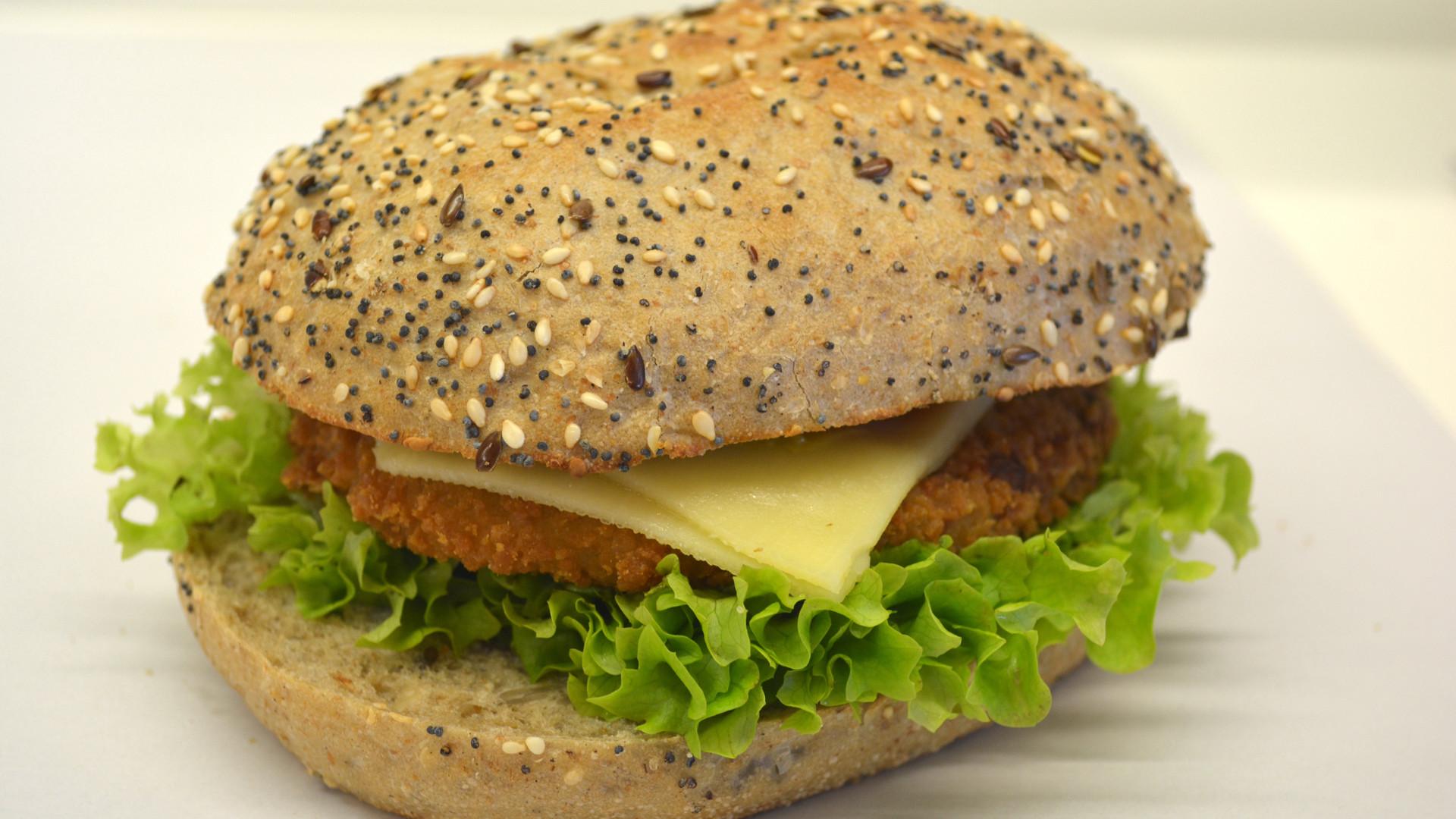 Friet Toetswiet - Burger - Chicken toets