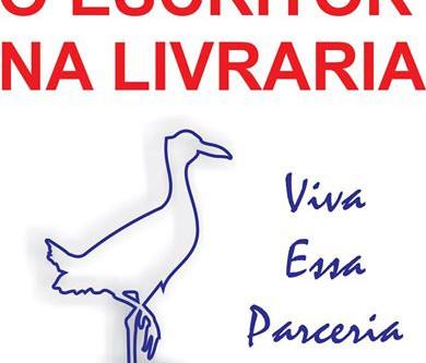 O Escritor na Livraria palestra na ASL - Antônio Saracura