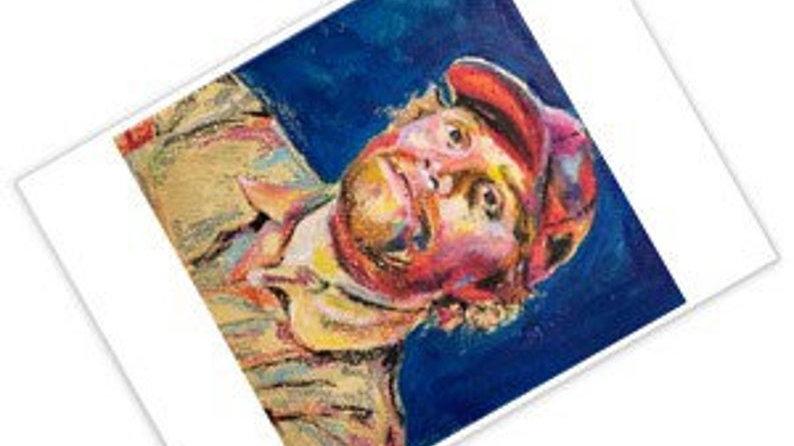 SCOTT HUTCHISON | A6 art postcard