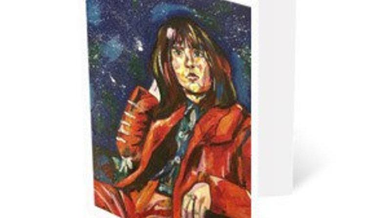 COURTNEY BARNETT | A5 art greeting card