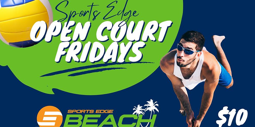 Open Beach Fridays