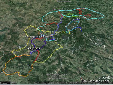 """Ciclistas elegem Ibitipoca Trip Trail como um dos circuitos mais """"duros"""" do país"""