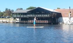 Private SUP Lesson - Lake San Marcos