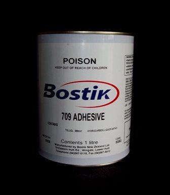 Bostik 709 Adhesive