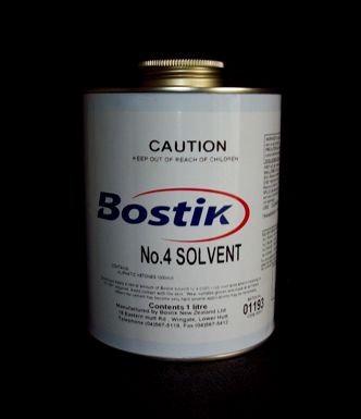 Bostik Solvent No.4