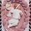 Thumbnail: Kokon niemowlęcy warkocz /Babynest braid 2w1 jasny szary