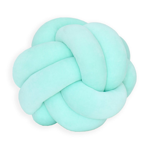 Poduszka supeł BALL / knot pillow / knot cushion