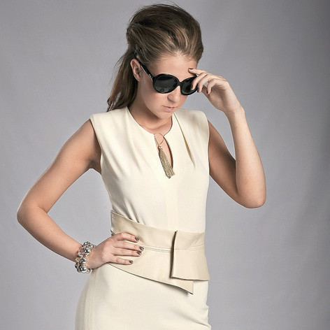 Elegant Dress from Zahara Collection