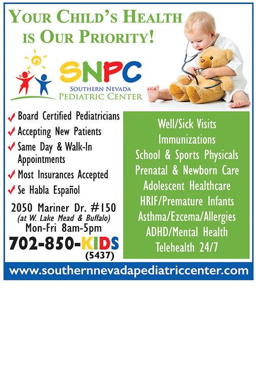 Southern Nevada Pediatric Center
