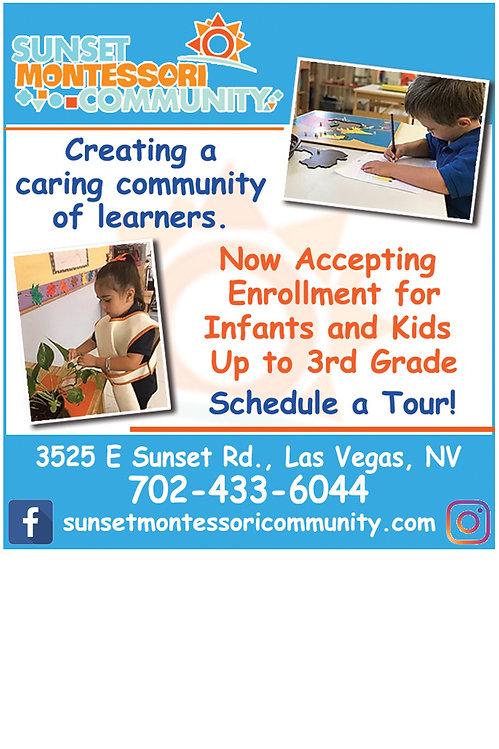 Sunset Montessori Community