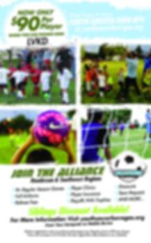 Nevada Allance Soccer