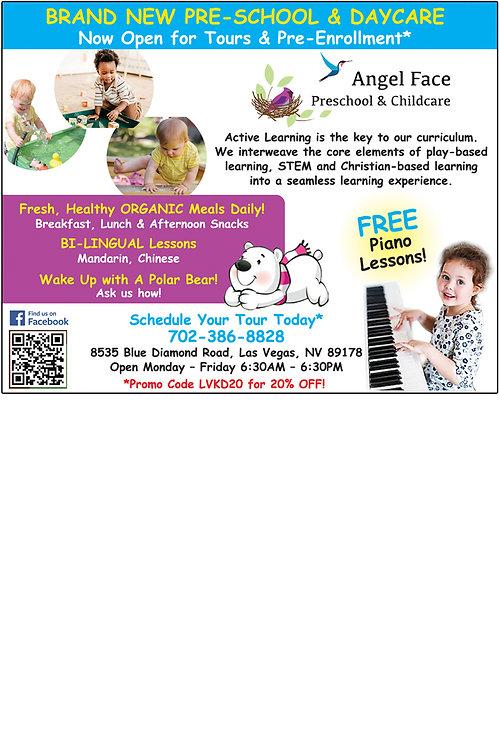 Angel Face Preschool & Daycare