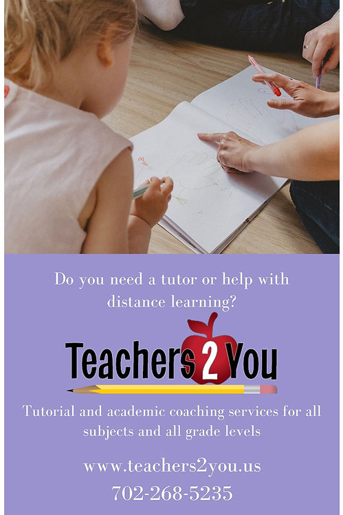 Teachers 2 You