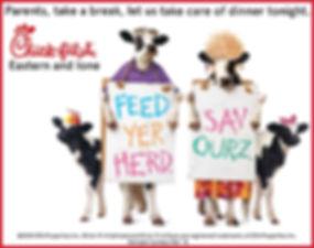 Chik-fil-A ad