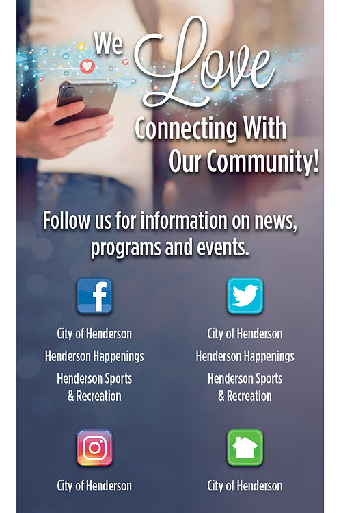 City of Henderson Parks & Recreation
