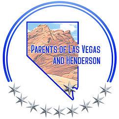 Parents of Las Vegas and Henderson Logo.