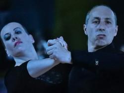Enrico Scatena e Simona Martinelli