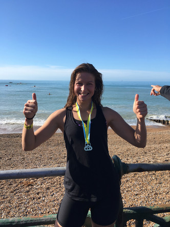 Ever started a race thinking you might win?  Blogger and winner of the BHT 2017, Katie Proctor, tell