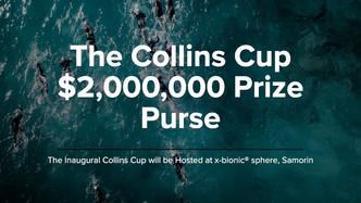 $2,000,000 Prize Money For New Triathlon Event