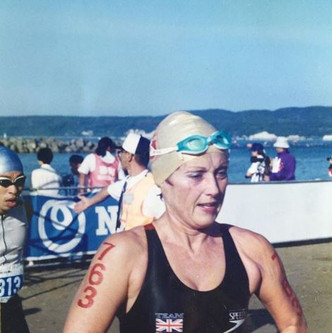 Top tips from 79 year old, ITU and Ironman 70.3 World Champion, Daphne Belt
