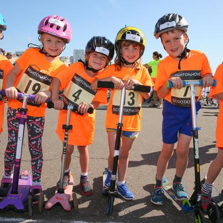 Brighton Run2Music launches Scootathlon for 2020