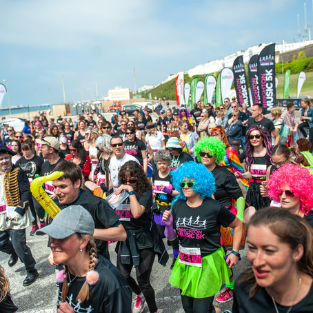 New date announced for Brighton Run2Music - 17th October 2020